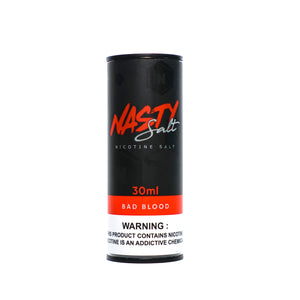 Bad Blood NASTY™ Nic Salt - 30ml