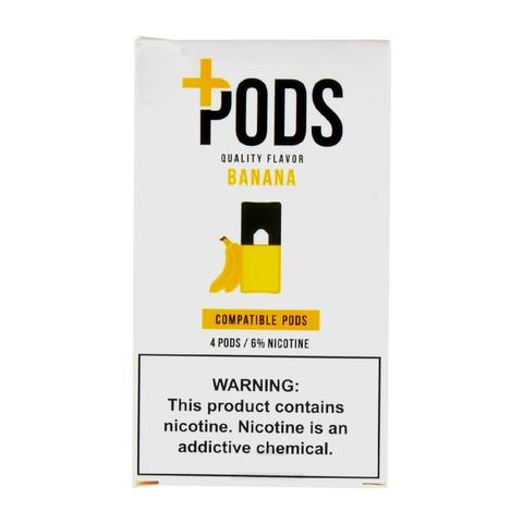 Banana PLUS PODS™ Pods – 4 unds