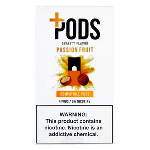 Passion Fruit PLUS PODS™ Pods – 4 unds