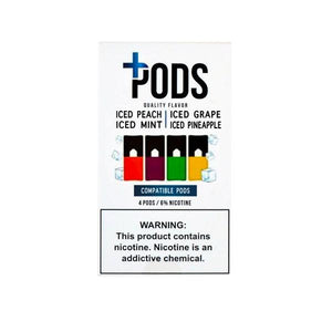 Multiflavor PLUS PODS™ Pods – 4 unds