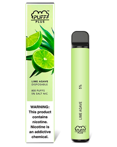Puff Plus® Lime Agave - 1 und