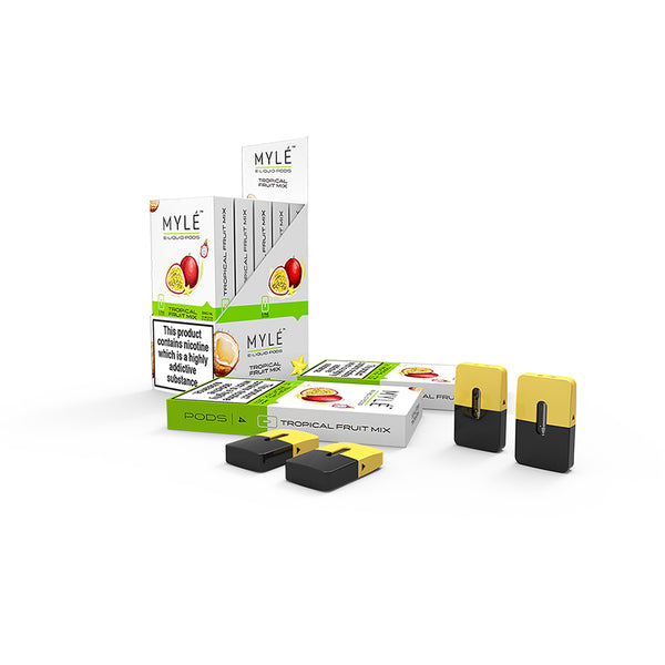 Tropical Fruit Mix MYLÉ™ Pods – 4 unds