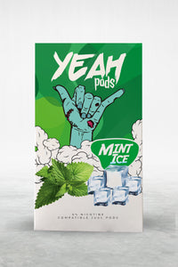 Mint Ice YEAH PODS™ Pods – 4 unds