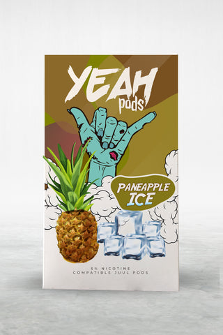 Pineapple Ice YEAH PODS™ Pods – 4 unds