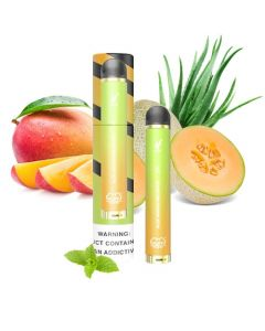 Puff Flow® Aloe Mango Melon Ice - 1 und