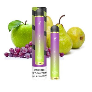 Puff Flow® Grape Apple Pear - 1 und