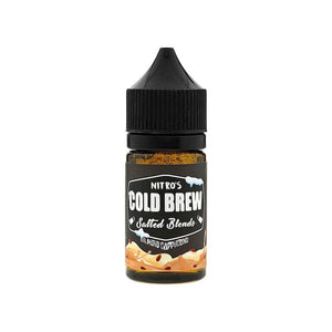 Almond Cappuccino NITRO'S COLDBREW™ Nic Salt - 30ml