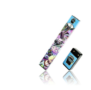 Wrap Rick & Morty – Juul