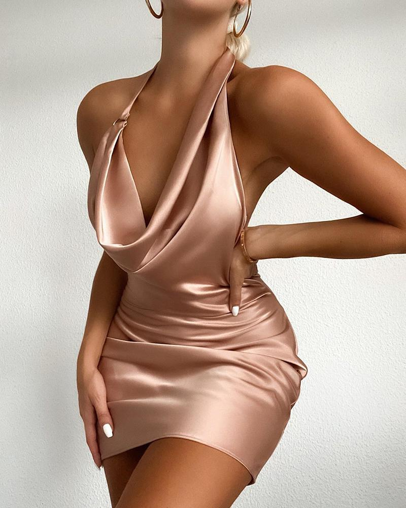 Sling Sexy Sleeveless Dress