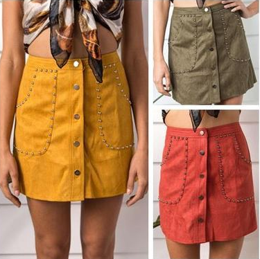 Fashion Sexy High Waist Pack Hip Skirt