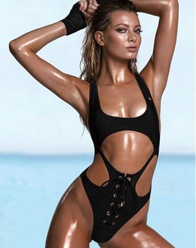 Sexy Bikini One Piece Swimwear