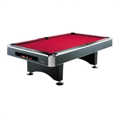 8' Pearl Pool Table with Ball Return System by Imperial - Best Game Tables