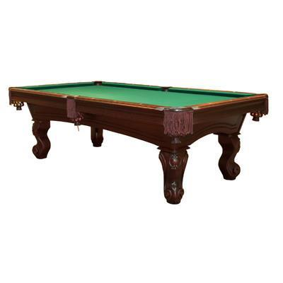 Ambrosia 8' Pool Table by Beringer - Best Game Tables