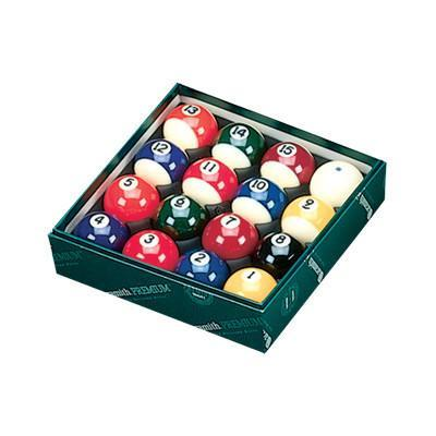 Billiard Balls - Premium Belgian Aramith by Aramith - Best Game Tables