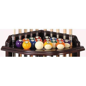 Corner Pool Cue Rack by The Level Best - Best Game Tables