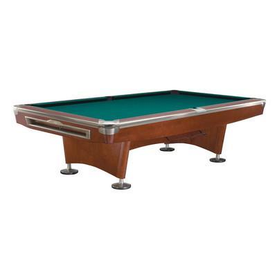 Gold Crown V Billiard 9' Pool Table by Brunswick Billiards - Best Game Tables