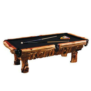 Juniper 8' Pool Table by Fireside Lodge - Best Game Tables
