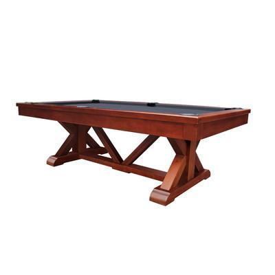 Fairfield Brazos River 8' Pool Table by Playcraft - Best Game Tables