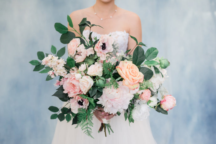 10 Reasons Why You Should Rent Faux Flowers For Your Wedding