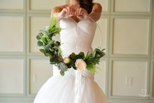 Load image into Gallery viewer, Charlotte Classic Wedding Hoop Rental