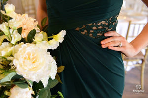 Charlotte Classic Bridesmaid Bouquet Rental