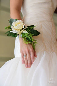 Charlotte Classic Wrist Corsage Rental