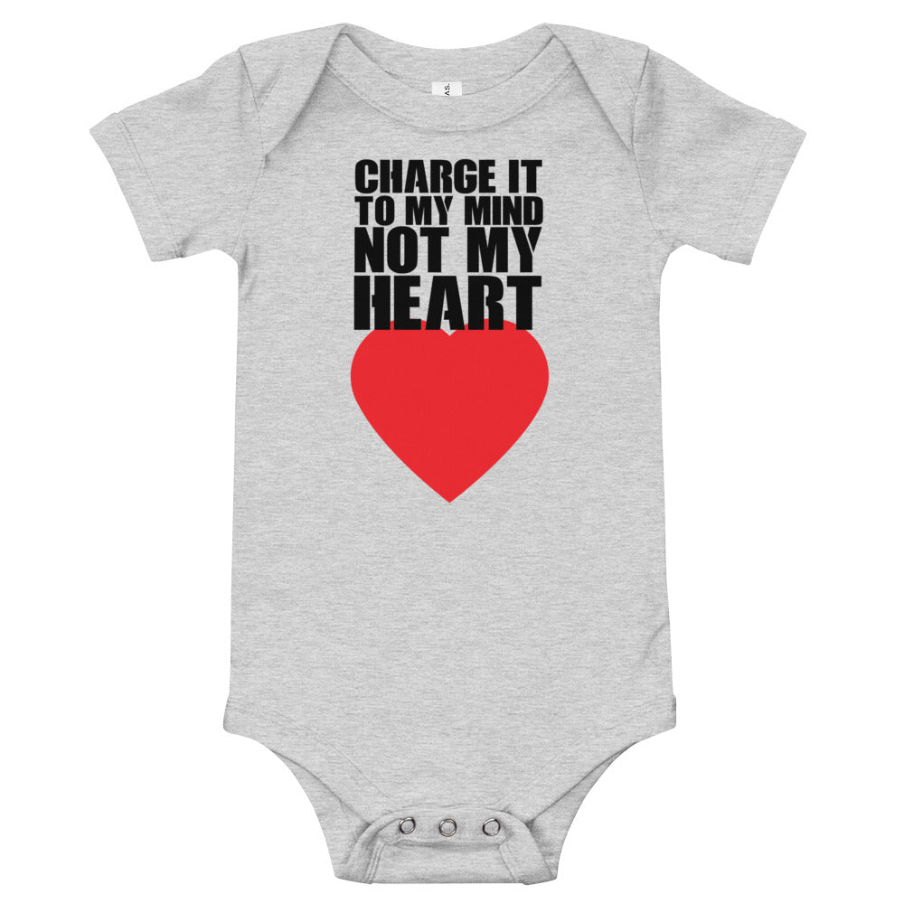 Charge It To My Mind Onesie