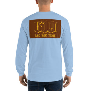 Long Sleeve T-Shirt w/ back design