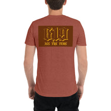 Load image into Gallery viewer, Old English on back t-shirt