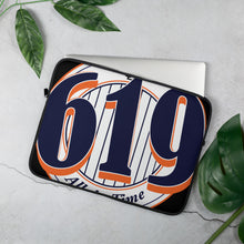 Load image into Gallery viewer, 619 Pinstripes Laptop Sleeve