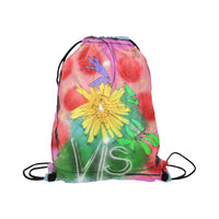 drawstring bag - VIS
