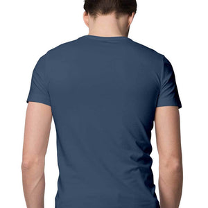 Suprcrowd Plain half Sleeve T-Shirts for Men - SuprCrowd