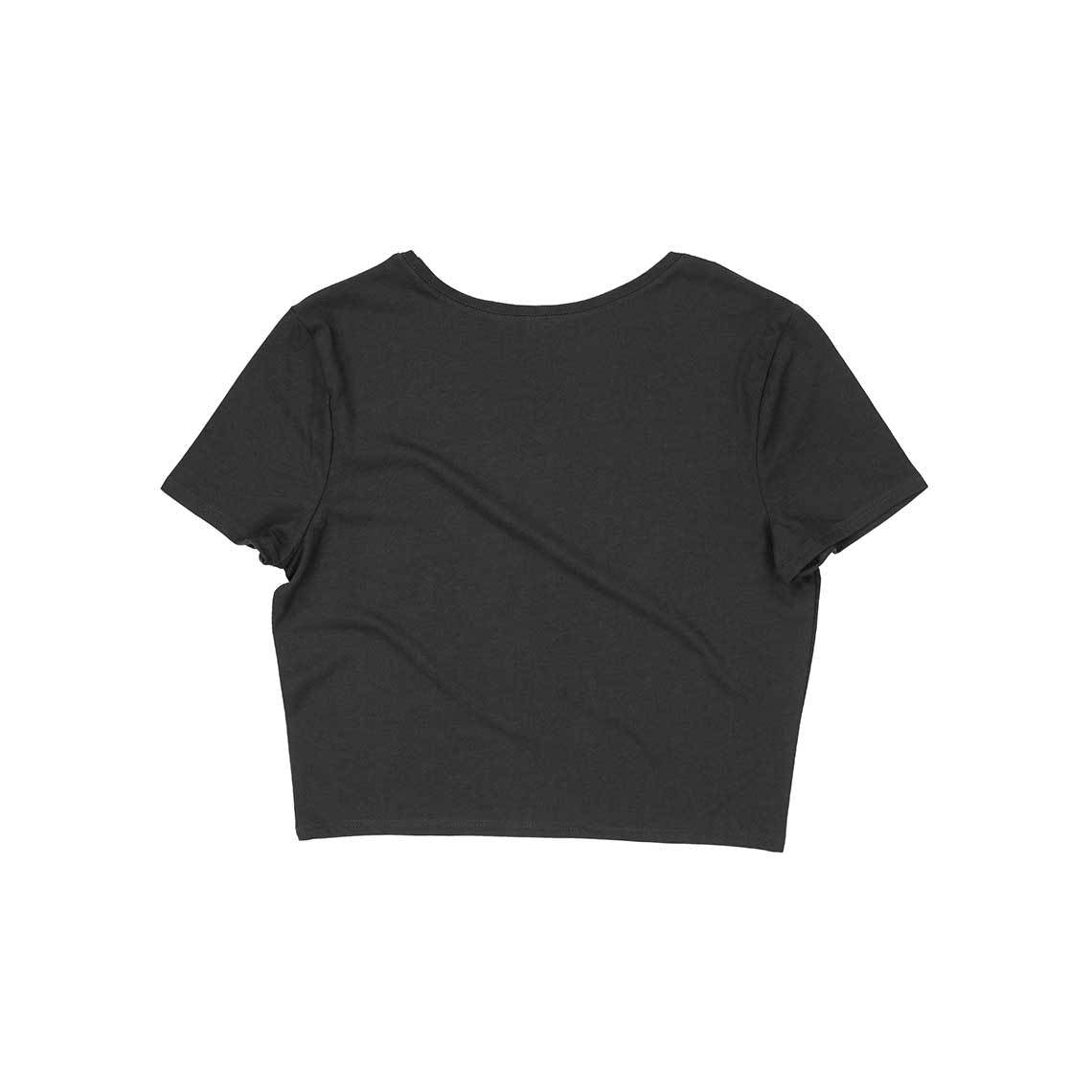 SuprCrowd Dark Camo Women Crop Top - SuprCrowd