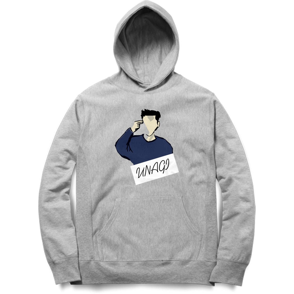 Unagi from Friends TV episode Black, Grey and White Hoodies for Men and Women - SuprCrowd