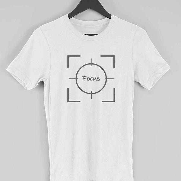 Focus T-shirts for Men - SuprCrowd