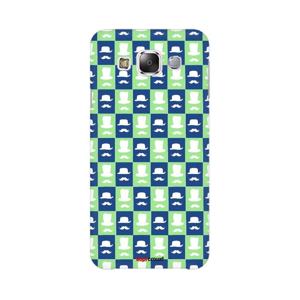 Green Moustaches Mobile Phone covers-2 - SuprCrowd