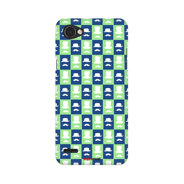 Green Moustaches Mobile Phone covers-3 - SuprCrowd