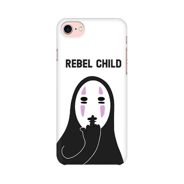 Rebel Child (White) Mobile Phone covers-1 - SuprCrowd