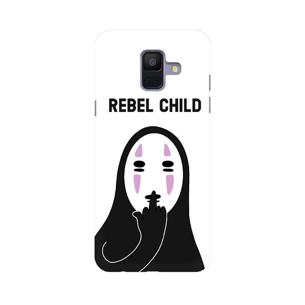 Rebel Child (White) Mobile Phone covers-2 - SuprCrowd