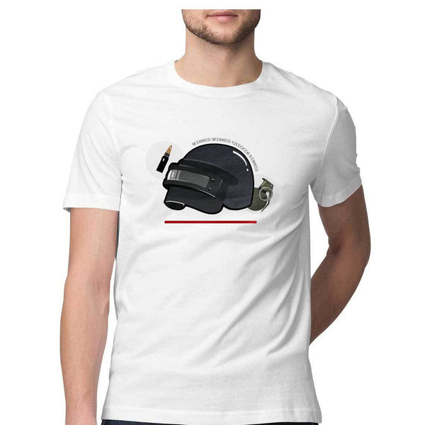Exclusive Design PUBG T-SHIRTS- Unisex Collection - SuprCrowd
