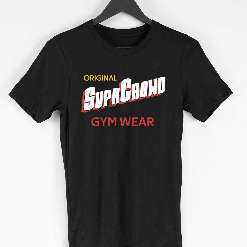 Original SupCrowd Gym Wear - SuprCrowd