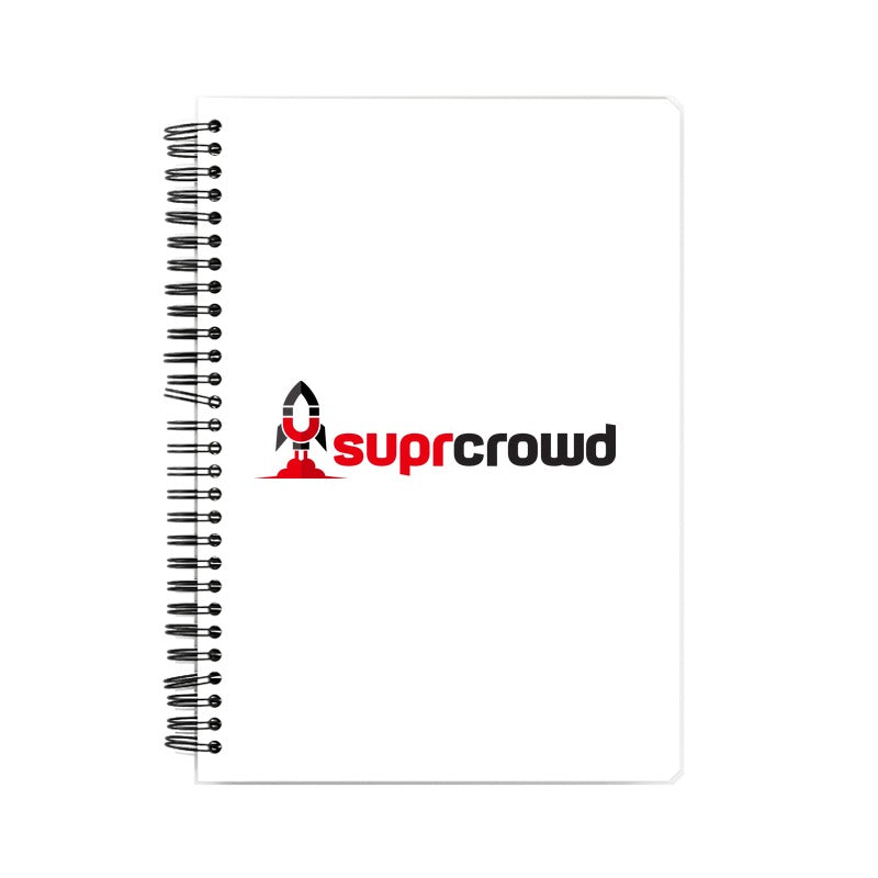 SUPRCROWD A5 Notebook - SuprCrowd