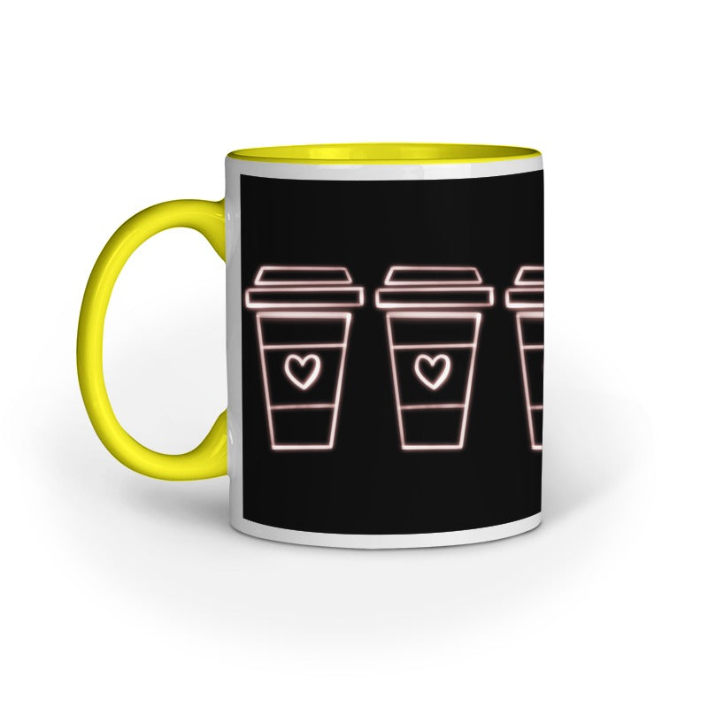 COFFEE Neon MUG from Suprcrowd - SuprCrowd