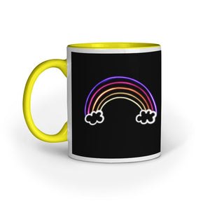 RAINBOW NEON MUG from Suprcrowd - SuprCrowd