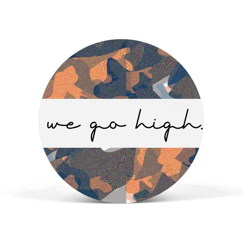 Suprcrowd We go high Camo POP GRIPS Light - SuprCrowd