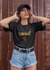 Sanskari AF- T-SHIRTS FOR WOMEN - SuprCrowd