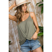 Front Knot Camisole