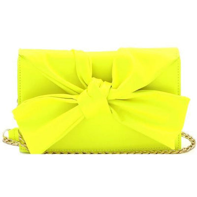 Knot Bow Clutch