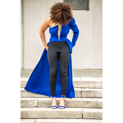 High Rise Pull-on Leggings