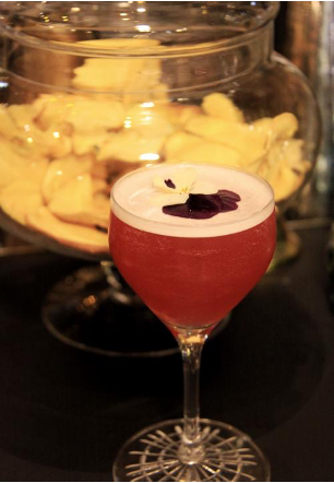 Cocktail Lissip Rose Berry